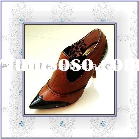 Ladies Fashion High Heel Dress Shoes