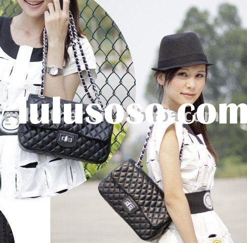 Ladies genuine leather brand fashion bag lady women shoulder bags