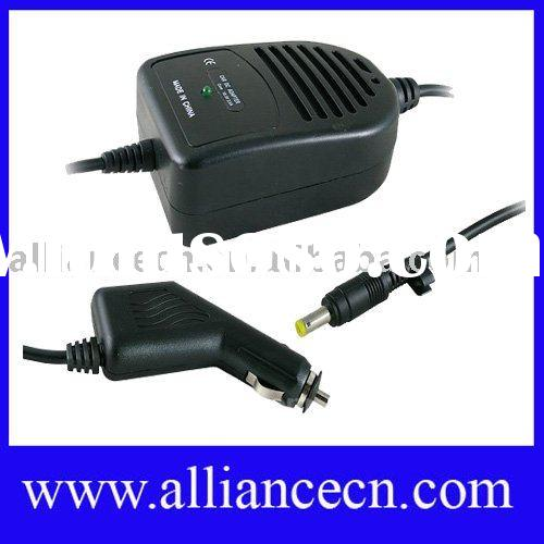 Laptop Car Charger Adapter 18.5V 3.5A 65W