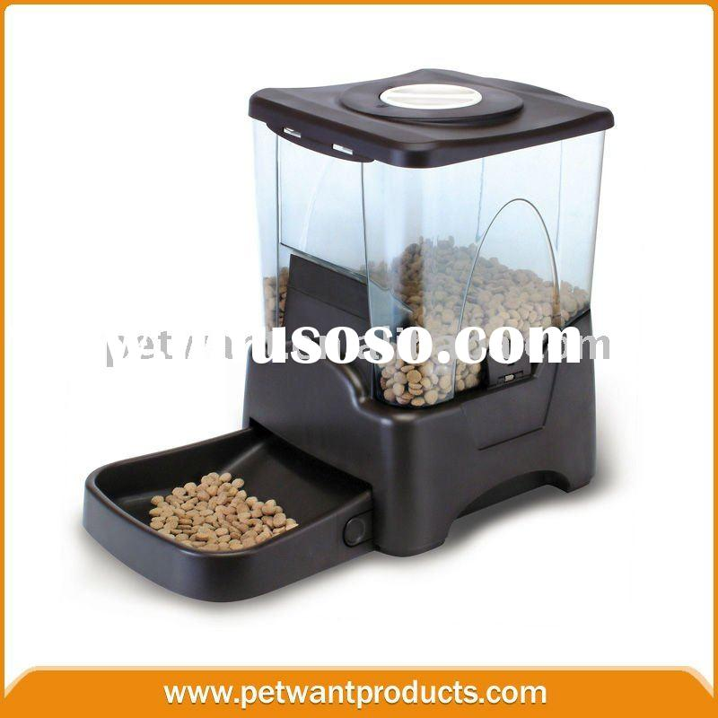Large capacity Dog Feeder LCD Automatic Pet Feeder