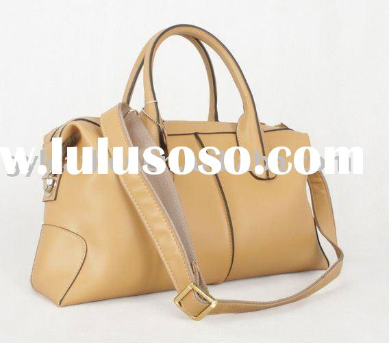 Latest designer Brand name geuine leather bag lady women handbag bags