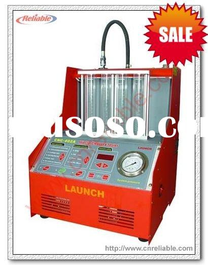 Launch CNC-602A fuel cleaner injector pressure injection tester