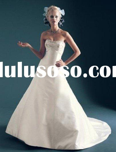MG550 2010 Hot Sale Bridal Ball Gown Wedding Dresses