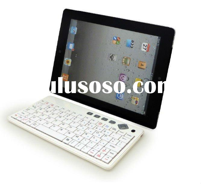 Mini Ultra Slim Wireless Bluetooth Keyboard for iPad/iPhone(IPD-BK12)