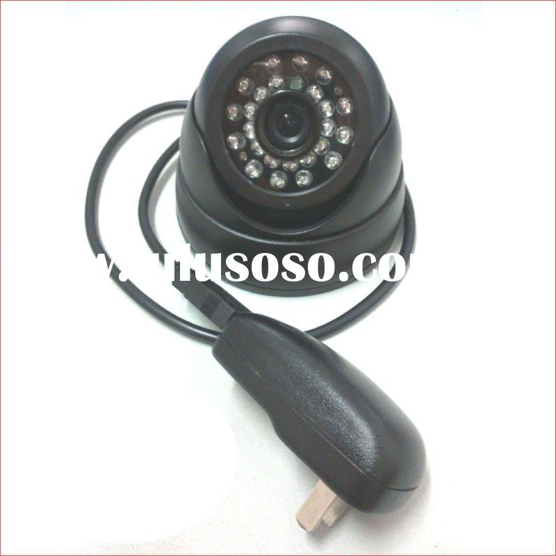 Mini indoor ir wireless security camera system/wifi security camera/home security camera wireless
