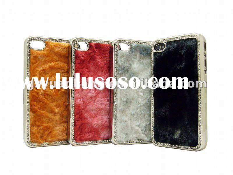 Mobile Phone Plastic Hard Case for Iphone 4G 4GS