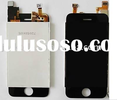 Mobile Phone lcd display for iPhone 2G LCD w/Touch Glass Lens Screen Digitizer