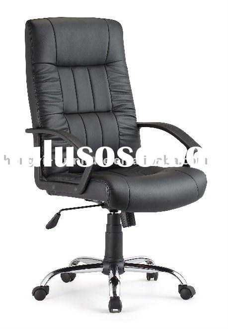 Modern executive office leather chair HLP0666