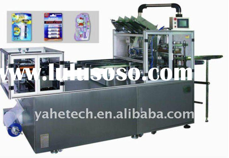 Multi Function Fully Automatic Blister Card Packing Machine (YAHE series)