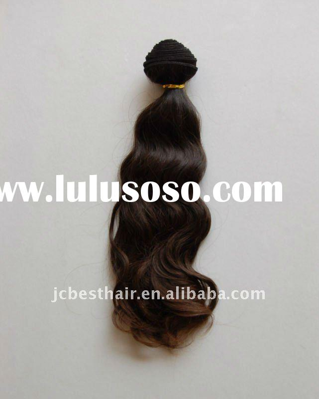 Natural Curly Remy Brazilian Hair Extension/Weaving
