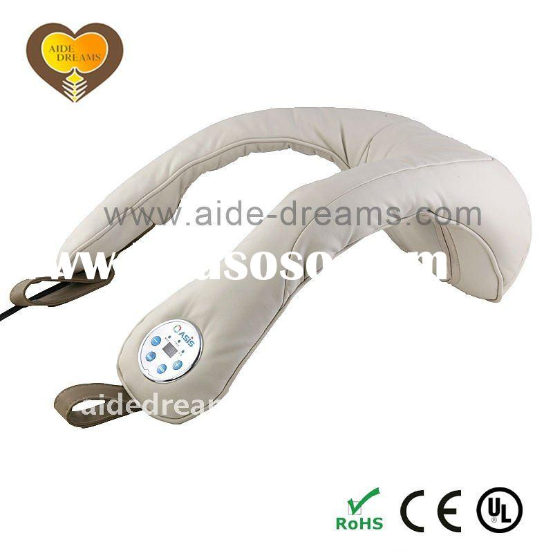 Neck Shoulder Back Tapping Massager Heated Therapy