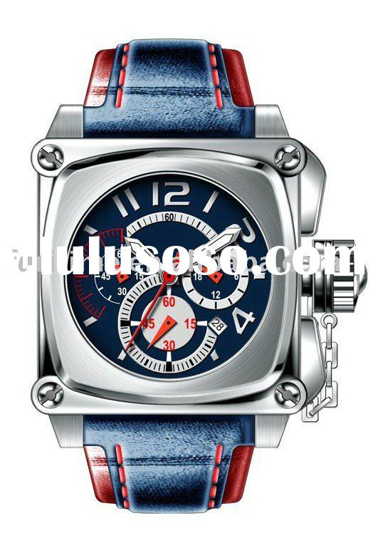 New ARRIVAL !!! BIG CROWN WRIST WATCHES FOR MEN, STAINLESS STEEL FASHION DESIGN