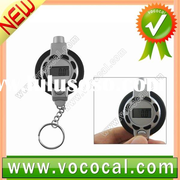 New Accurate Keychain Digital Electronic Auto Car Tire Pressure Gauge