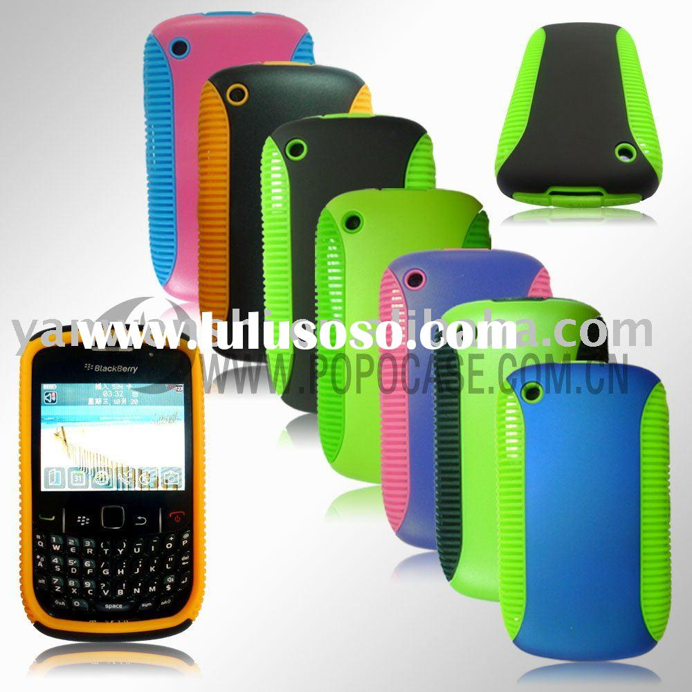 New Combo Mobile Phone Case for Blackberry Curve 8520