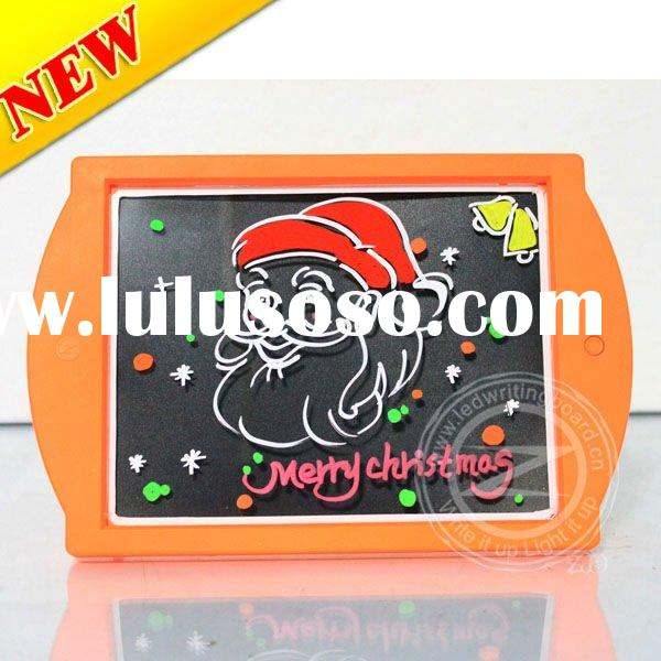 New Electronic Toys Mini LED Writing Drawing Message Board for Kids/Children