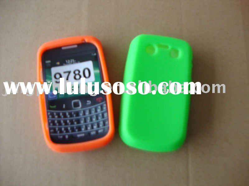 New products,silicone skin case for blackberry 9780