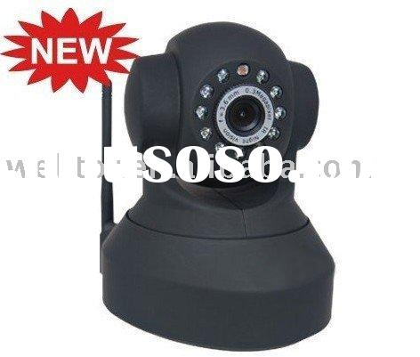 New style up and down 350 degrees netwrok IP ccd chip camera (WT-6041Y) At low price
