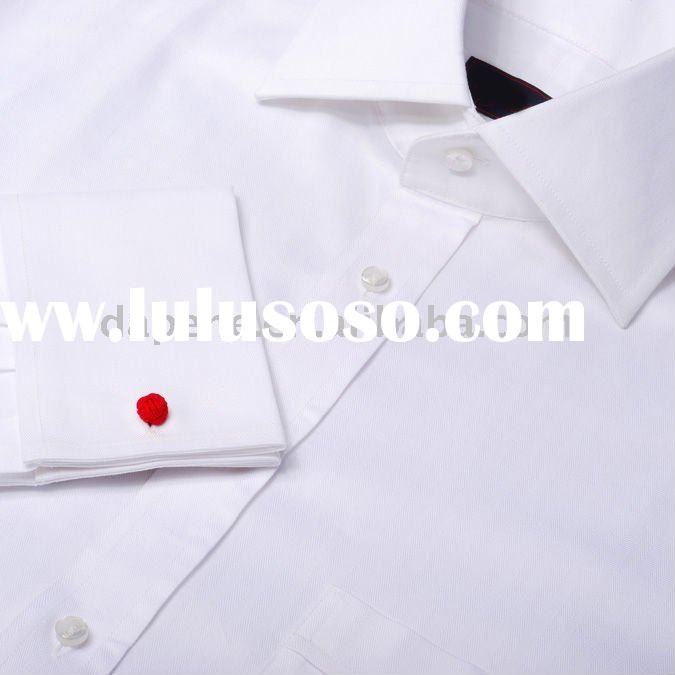 Newest Design Cotton Business Shirts,High-Class Mens Dress Shirts