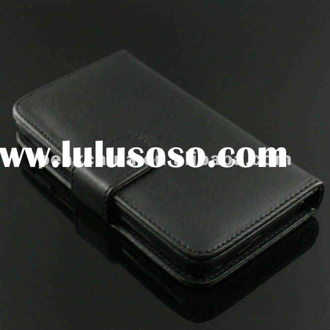 Newest for samsung galaxy S2 leather case