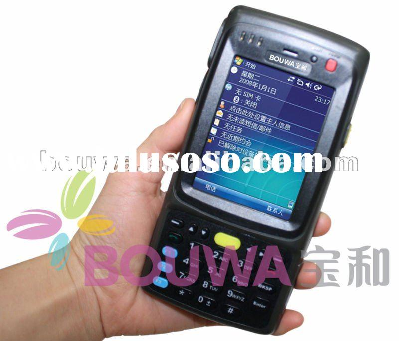OEM Industrial PDA mobile phone with barcode scanner, RFID reader