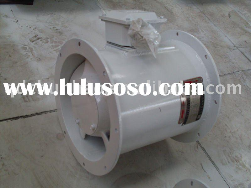 Offshore platform blower with ABB motor