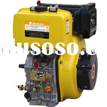 One Cylinder 4 Stroke Diesel Engine