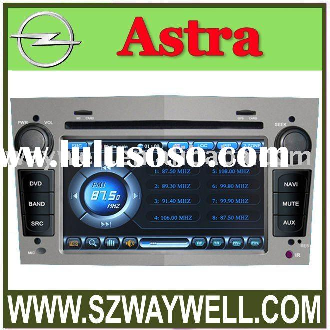 Opel Astra Vectra Car DVD GPS Navigation Bluetooth Radio IPOD Touch Screen Video Audio Player with C