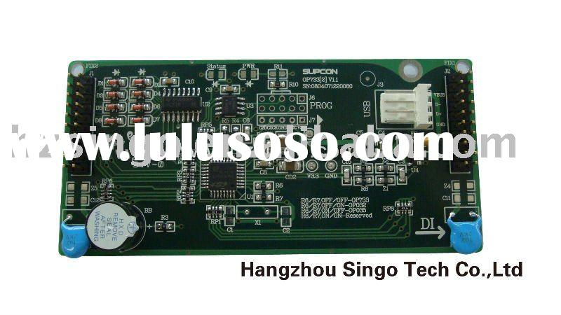 PCB Design and Assembly for audio & vedio pcb controll