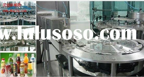 PET bottle juice filling machine