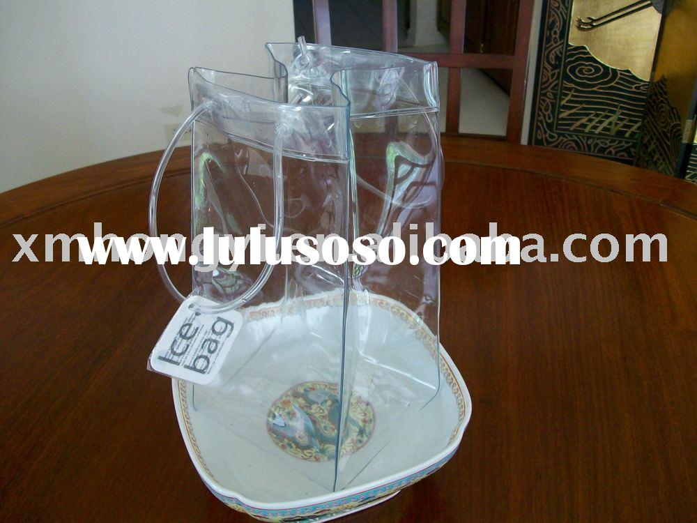 PVC Ice Bag,Wine Bag,PVC Wine Packaging