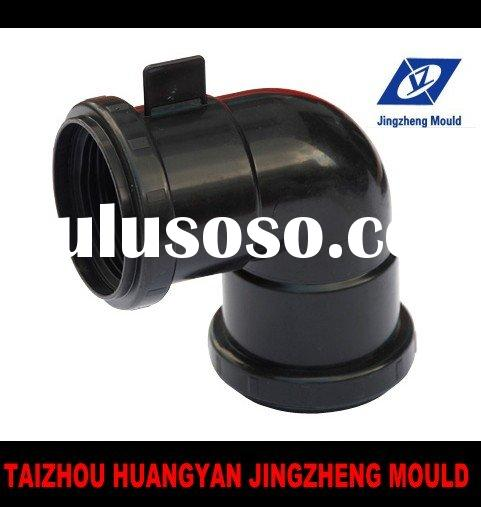 PVC pipe fitting injection plastic mold