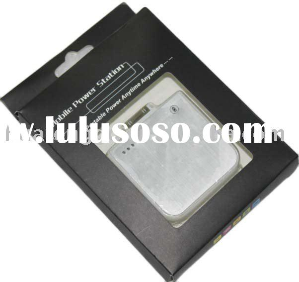 Portable Mobile Power Station for iPhone 4S (1900mAh)