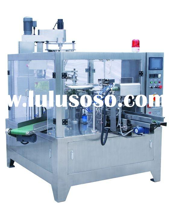 Powder Rotary Packaging Machine