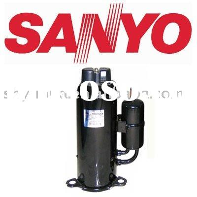 R407C Sanyo Air Conditioner Compressor Rotary Type