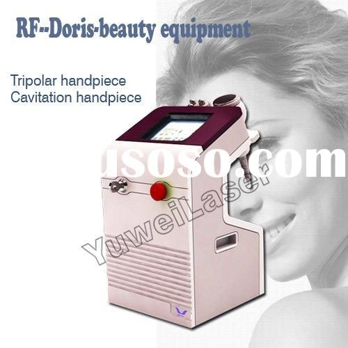 RF body contouring&wrinkle removal skin care and slimming machine