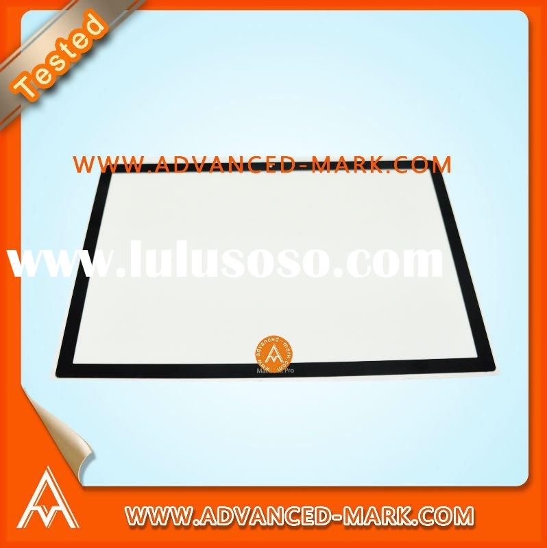 """Replace LCD Screen Cover Glass For Macbook Pro 15"""" A1286 Laptop , High Quality"""