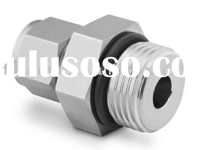 SAE/MS straight thread male connector