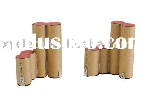 SC NiCD rechargeable battery pack