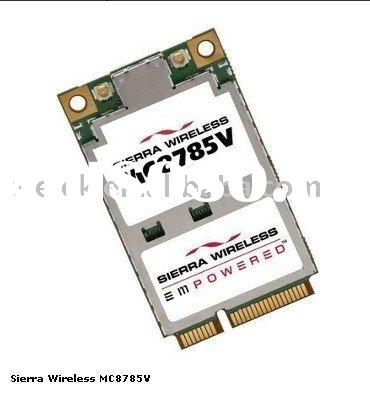 Sierra Wireless MC8790 and MC8790V PCI Express Mini Card HSPA module
