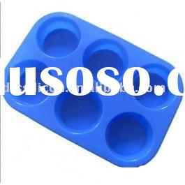 Silicone cylinder bakeware