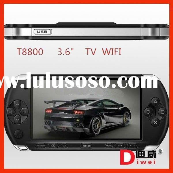 T8800 TV Wifi JAVA 3.6 inch Touch Screen game Mobile Phone