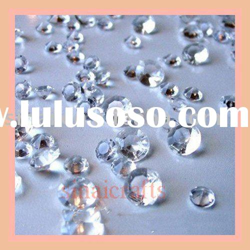 Table Scatter Crystals - Acrylic Diamond Confetti