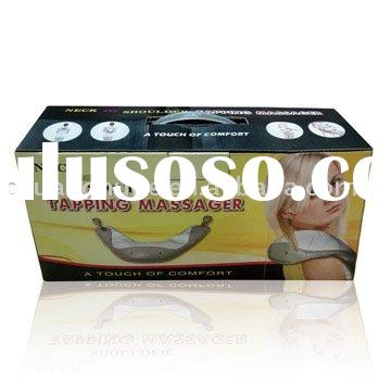 Tapping Massager - Massage Neck, Shoulder, Lower Back, Buttocks, Thighs, calves and more