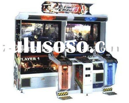 Time Crisis 4 shooting game machine,amusement game machine,video game