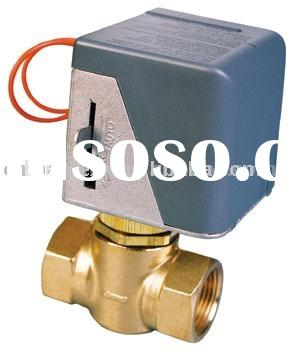 Two-way Motorized Valve for Automatic Control