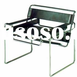Wassily Chair/metal chair/leather chair/modern classic furniture