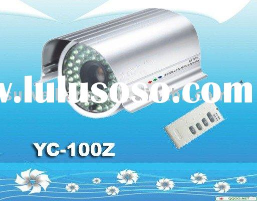Waterproof Long IR Distance Zoom CCD Camera, CCTV Camera, IR camera