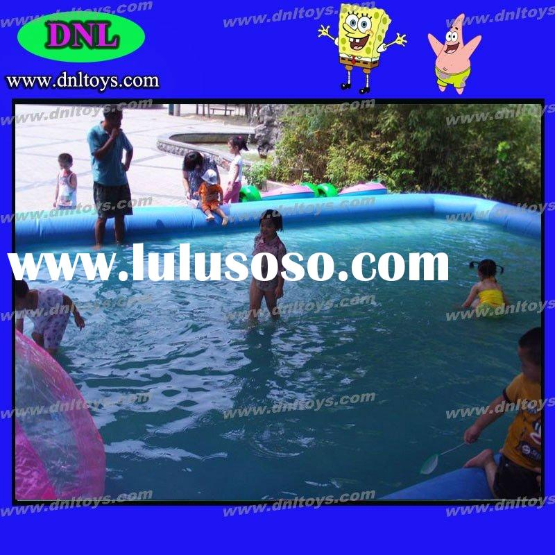Well selling inflatable floating foam pool float