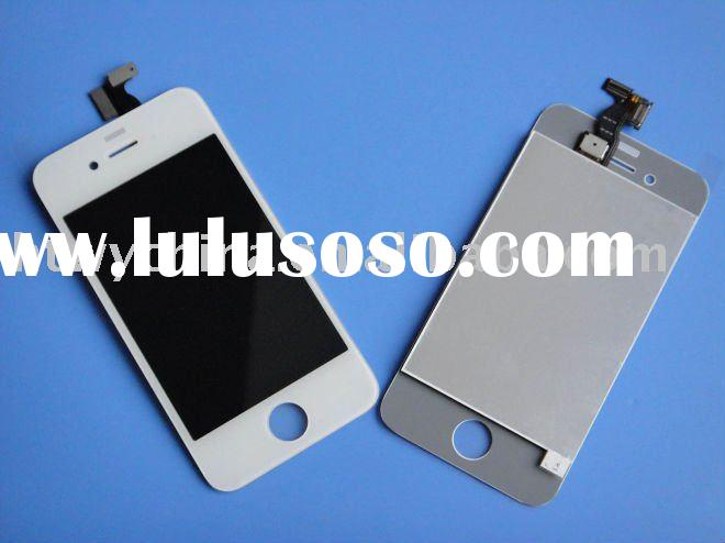 Wholesale LCD Touch screen digitizer replacement repair parts for iphone 4 4G