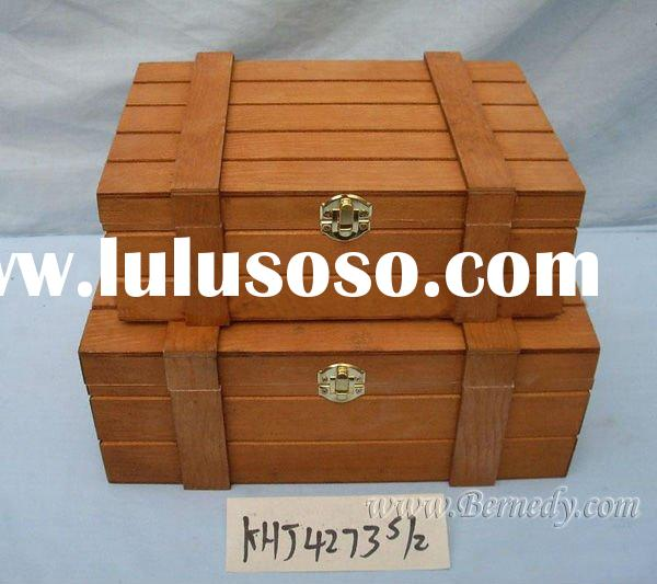 Wholesale Small Wood Boxes